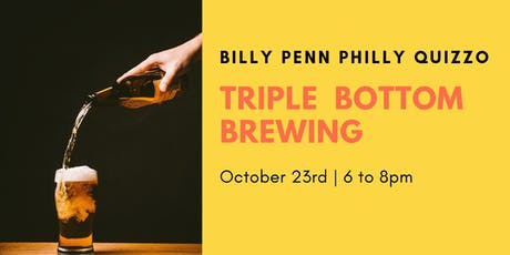 Billy Penn Philly Quizzo tickets