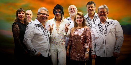 An Evening with Elvis and The Blue Sueders: Eat Like a King