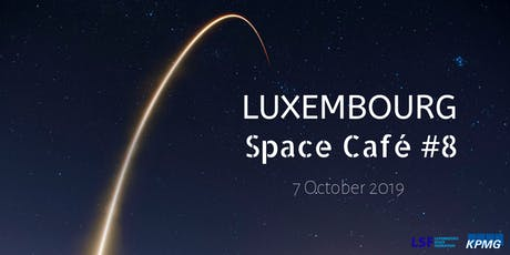 Luxembourg Space Café #8 tickets