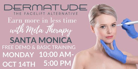 Discover Dermatude: Anti-Aging, Meta Therapy Mixer & Training tickets