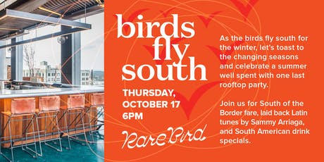 Birds Fly South tickets