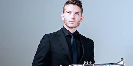 Conrad Jones - Brass Masterclass tickets
