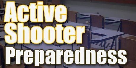 Active Shooter Preparedness Training tickets