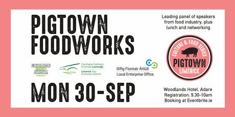 Pigtown FoodWorks Industry Event thanks to LEO tickets