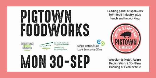 Pigtown FoodWorks Industry Event thanks to LEO