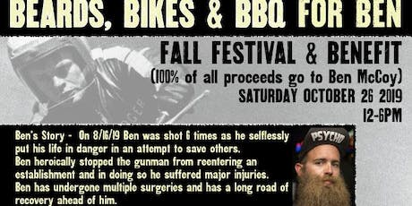Beards, Bikes & BBQ at Falcons Fury Harley-Davidson tickets
