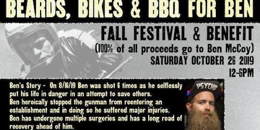 Beards, Bikes & BBQ at Falcons Fury Harley-Davidson