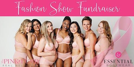 Essential Bodywear Fashion Show and Fundraiser tickets