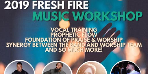 2019 Fresh Fire Music Workshop