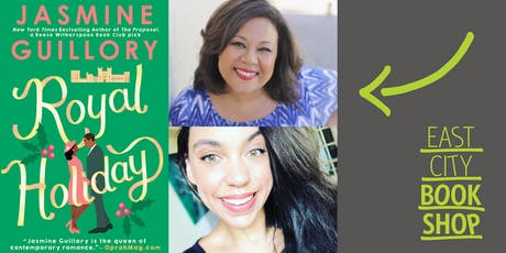 Jasmine Guillory, Royal Holiday, with Andie J. Christopher tickets