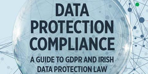 Data Protection Compliance: a talk and book launch by Laura Keogh
