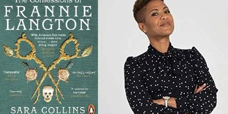 Author in Conversation: Sara Collins tickets