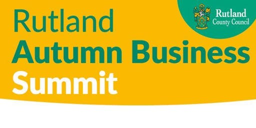 Rutland Business Summit - Autumn 2019