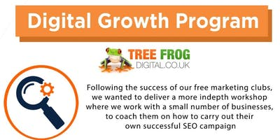 Digital Growth Program - October