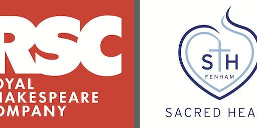 Sacred Heart and The Royal Shakespeare Company: The Merchant of Venice