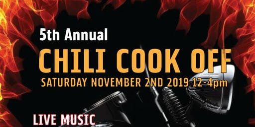 5th Annual Chili Cook Off at Falcons Fury Harley-Davidson