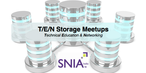 SNIA India T/E/N Storage Meetup  - October 2019