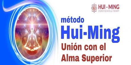 UNION CON EL ALMA HUI MING entradas