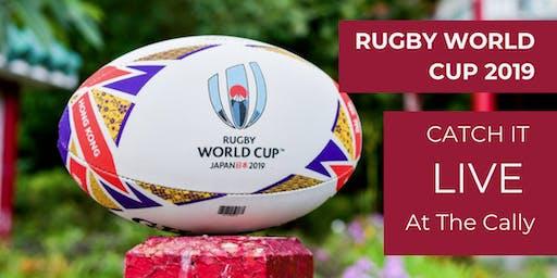 England V Tonga - Rugby World Cup 2019