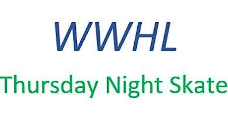 WWHL Thursday Night Skate tickets