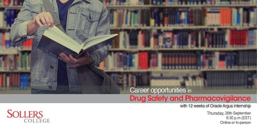 Career Opportunities in Drug Safety and Pharmacovigilance