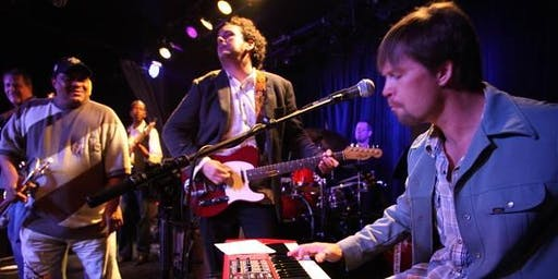 The Last Waltz Ensemble w/ special guest Danny Hutchens (Bloodkin)