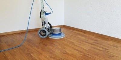Kurs Nr. 1441 Bodenbeläge in Holz oder Kunststoff
