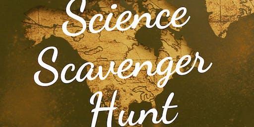 McMaster WISE Presents: Science Scavenger Hunt & Meet N' Greet