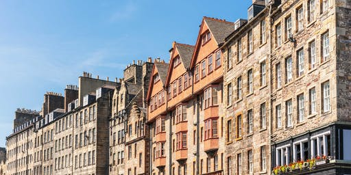 Love your older home: Edinburgh Old Town