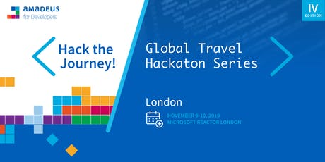 Hack the Journey tickets