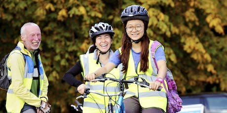 Learn to ride [University of Manchester]  tickets