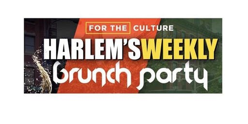 For The Culture - Weekly Brunch Party