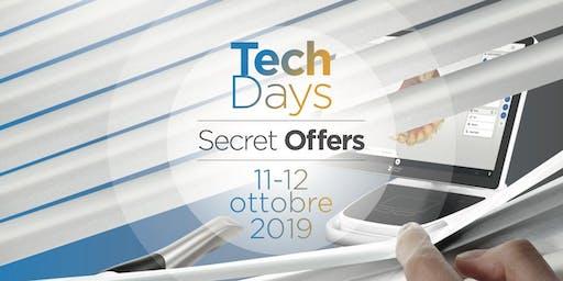 Dentsply Sirona Tech days - Secret Offers Ancona