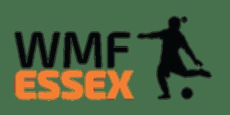We Make Footballers Essex October Half Term Camp tickets
