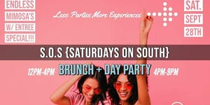 SOS {SATURDAYS ON SOUTH} BRUNCH & DAY PARTY @ MIRAGE |...