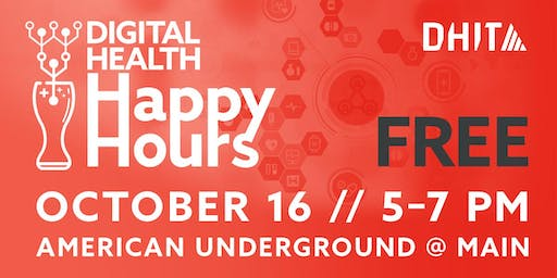 Digital Health Happy Hour - Durham