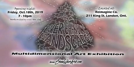 Ever Changing Landscapes Art Exhibition  tickets