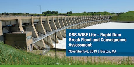 DSS-WISE Lite - Rapid Dam Break Flood and Consequence Assessment tickets