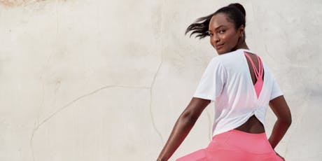 FREE WORKOUT WITH FABLETICS! Zumba with Danielle tickets