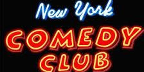 FREE SHOW - New York Comedy Club- SATURDAY 5:30pm tickets