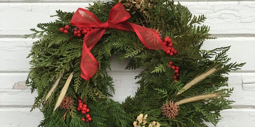 Wreath Workshop with Delight Flower Farms