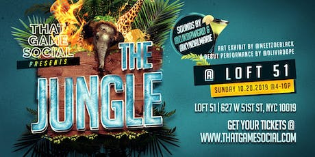 THE JUNGLE NYC  tickets