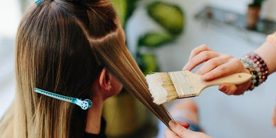 Painting with Purpose – A Hands-on Balayage & Hair Painting Class with optional hands-on Wearable Vivids Class add-on