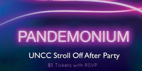 HOMECOMING STROLL COMPETITION AFTER PARTY tickets
