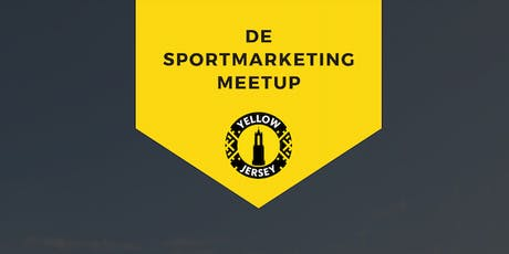 De Sportmarketing Meetup #1: Creëer impact met online video content tickets