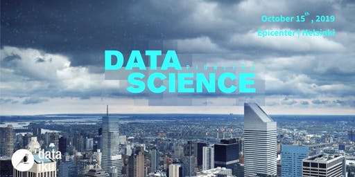 Data Science Pioneers Screening // Helsinki