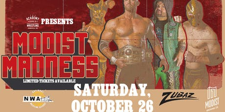 Modist Madness tickets