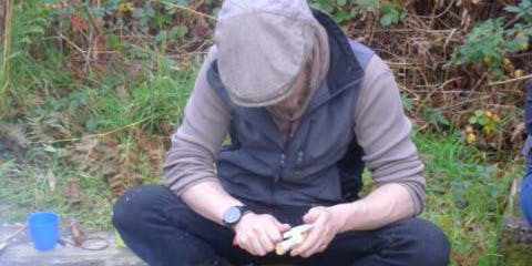Whittling in The Woods Workshop