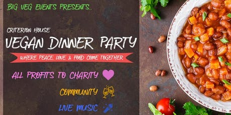 Vegan Community Dinner Hobart (September) tickets