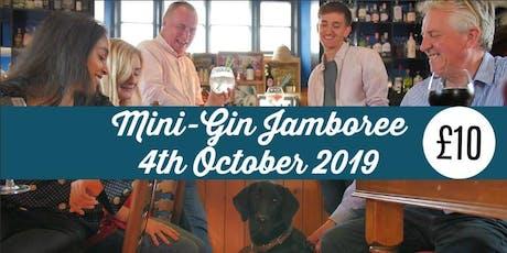 Mini-Gin Jamboree at the Gin School tickets